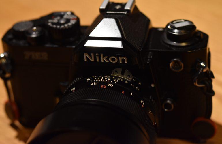 Nikon  NEW FM2 Carl Zeiss Planar